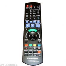 New Genuine Panasonic Remote Control - N2QAYB000764
